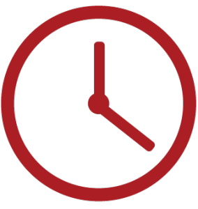 clock - PPC A/B testing takes time