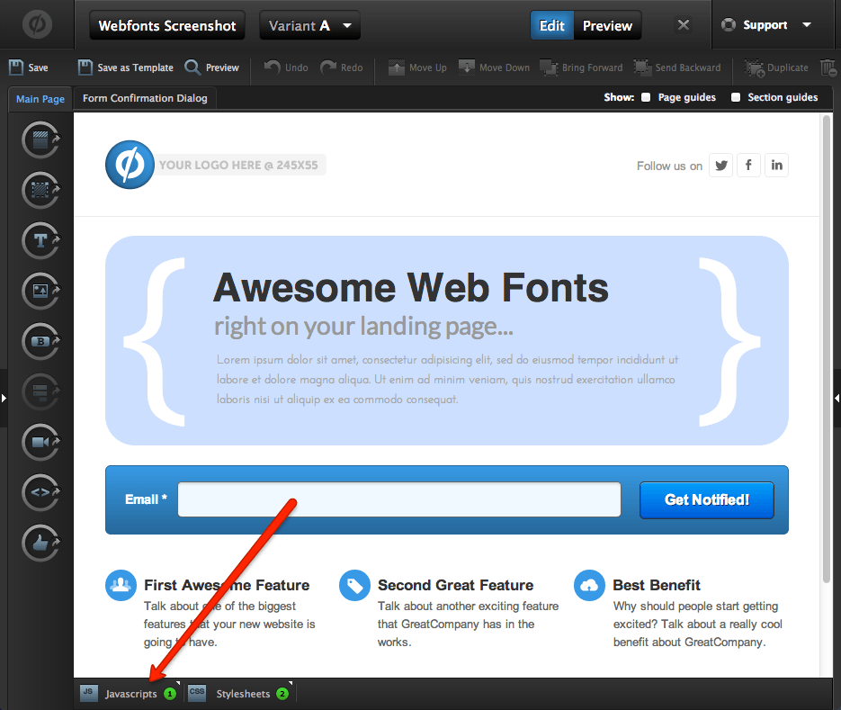 5 Easy Unbounce Codes to Upgrade Your Landing Page
