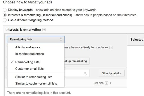 Retargeting Ad Targeting | Disruptive Advertising