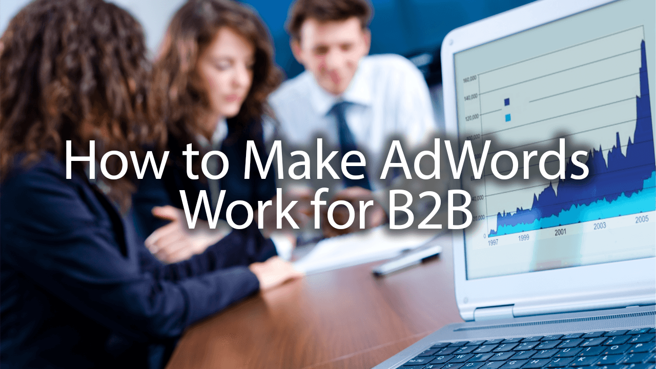How to Make AdWords Work for B2B