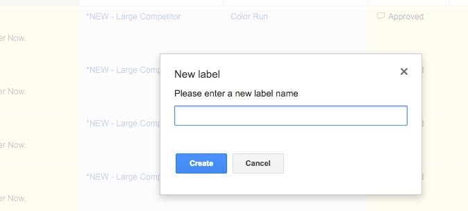 Label Your Ads With Similar Ad Copy | Disruptive Advertising