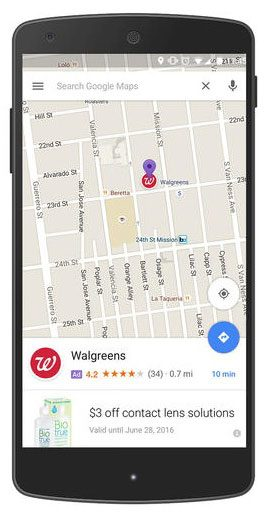 Promoted Pins on Google Maps | Disruptive Advertising