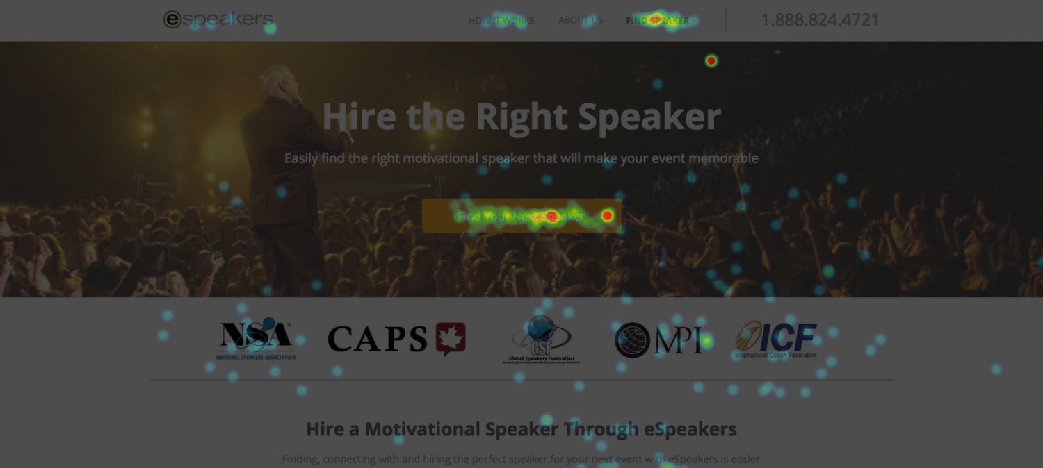 Testing Low Traffic Landing Pages with Heat Maps   Disruptive Advertising