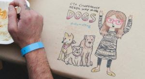CTA Conf Needs More Dogs | Disruptive Advertising