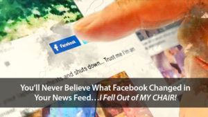 Facebook's Clickbait Update to Their News Feed | Disruptive Advertising