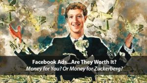 How Much Do Facebook Ads Cost? Are They Worth It? | Disruptive Advertising