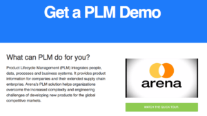 PLM's Landing Page Video | Disruptive Advertising
