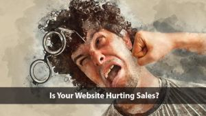 Is Your Website Hurting Sales? | Disruptive Advertising