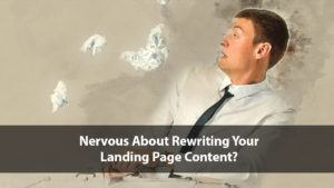 4 Easy Ways To Improve Your Landing Page Content   Disruptive Advertising