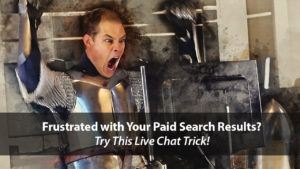 Frustrated with Your Paid Search Results? Try This Target Chat Rules Trick [Webinar] | Disruptive Advertising