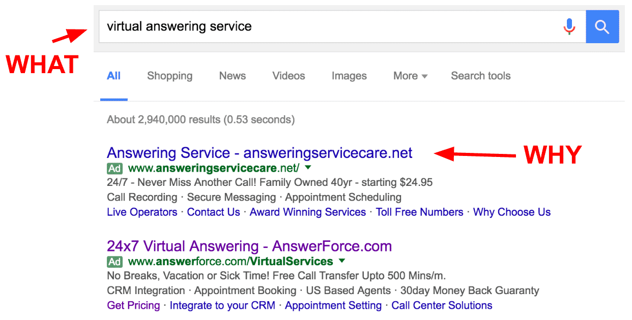 """Live Chat Rules – The """"What"""" and """"Why"""" of Paid Search Ads   Disruptive Advertising"""