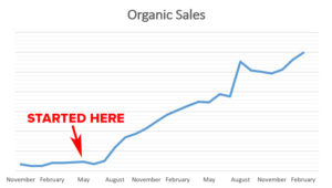 The Effects of Thought Leadership on Organic Sales | Disruptive Advertising