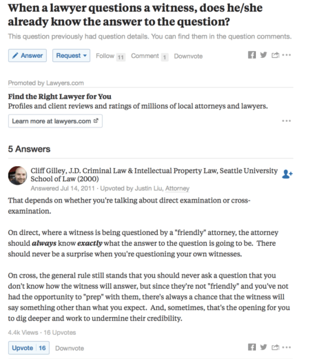 Quora marketing guidelines