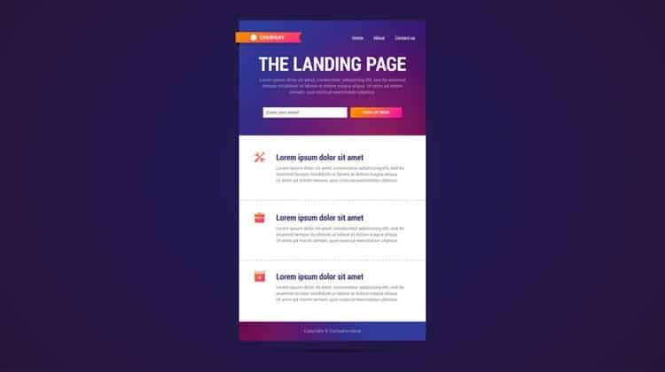 What is a Landing Page? Do I Need One? | Disruptive Advertising