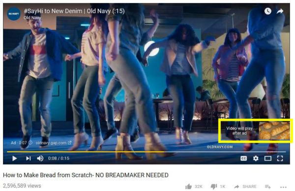 a11b931dbc7 These ads can also be run in the middle of videos that are at least 10  minutes long and cannot be longer than 15 seconds.