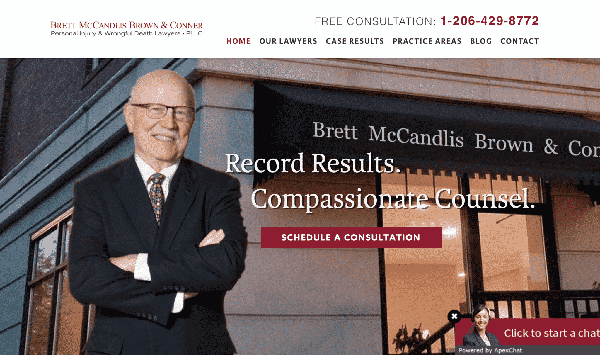 law firm website design tips