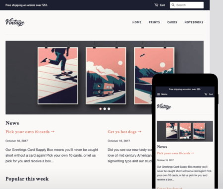 Shopify Templates: An In-Depth Guide to Picking the Right Shopify Theme