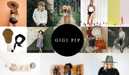 2f35b59b So, if we go back to the hat shop Gigi Pip, they are a great example of  strong Facebook store visuals because they have: