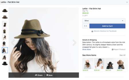 Selling on Facebook: 5 Facets of a Fabulous Facebook Store