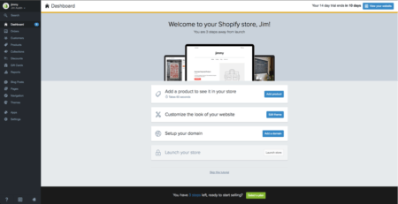 Shopify for Dummies: A Beginners Shopify Tutorial
