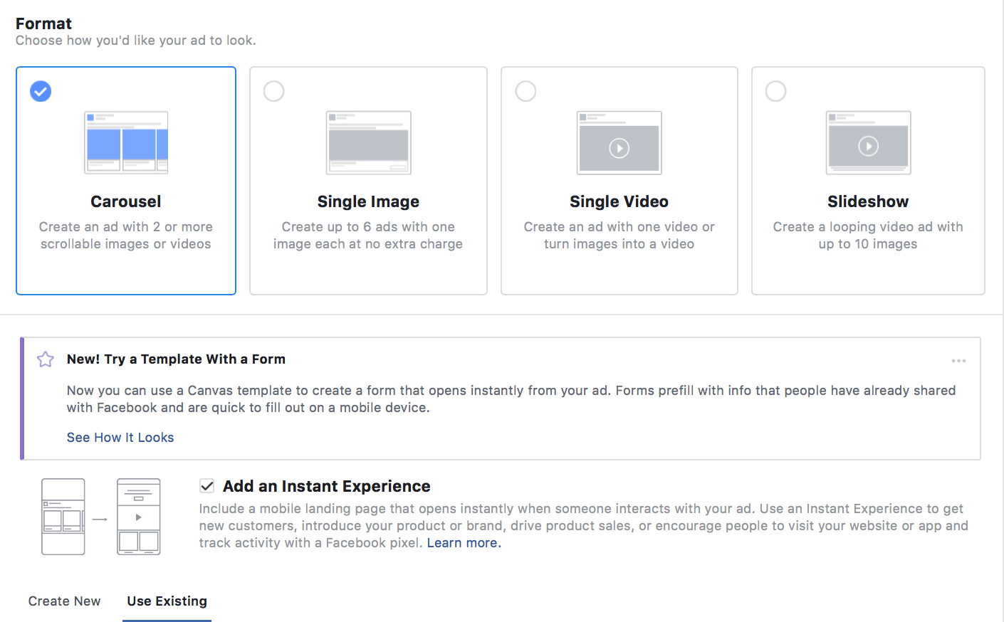 The New Facebook Canvas Ads: Creating Full-Screen Instant