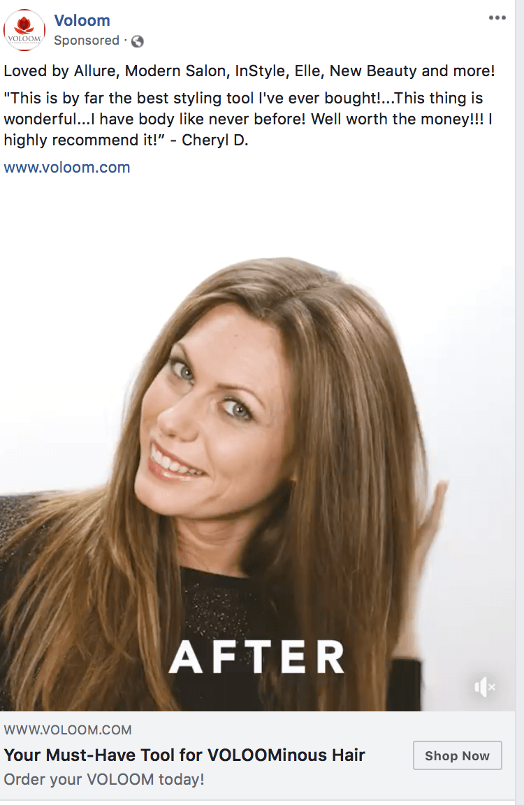 21 Amazing Facebook Ads Examples that Actually Work