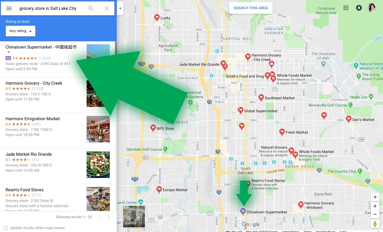 Bring On The Traffic! How to Use Google Maps Promoted Pins on go to ebay, go to mail, go to email, go to internet, go to amazon, go to home, go to settings, go to facebook, go to netflix,